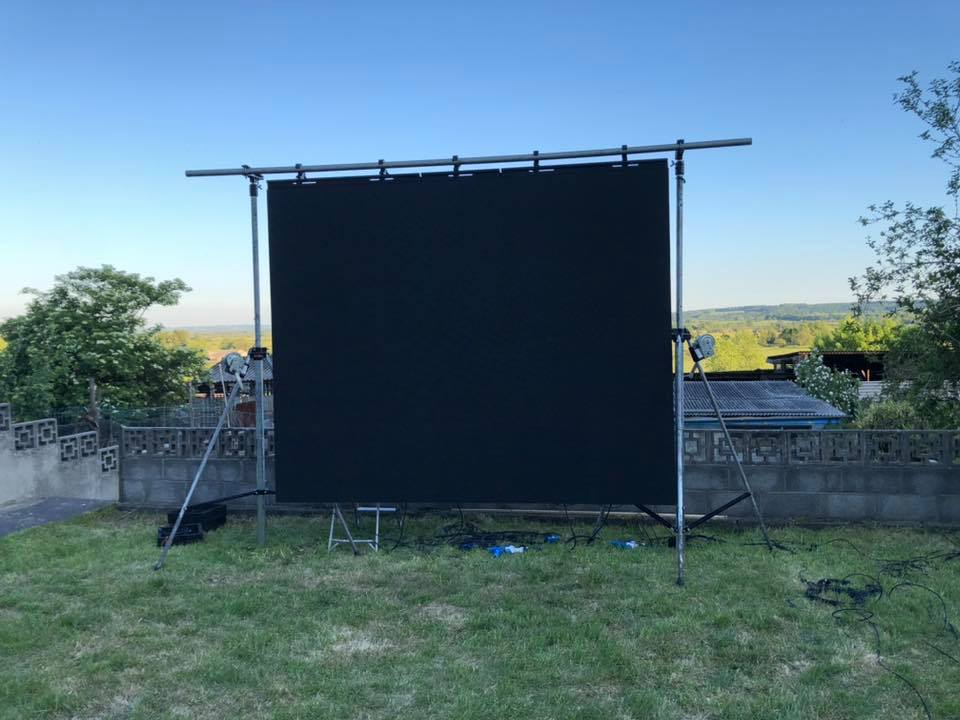 LED screen and video wall hire